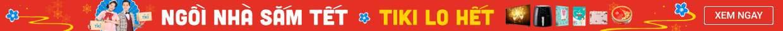 Ngồi nhà sắm tết tại Tiki