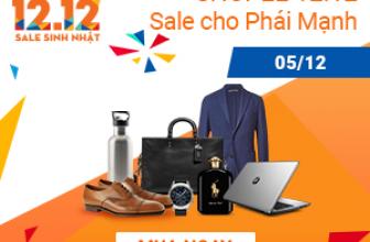 ✅ shopee ✅ 12.12 Sale cho Phái Mạnh