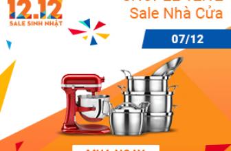 ✅ shopee ✅ 12.12 Sale Nhà Cửa