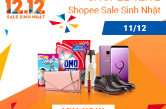 ✅ shopee ✅ 12.12 Birthday Sale – Ưu đãi cực hot