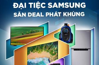 🎁 Super brand day Samsung – Săn deal phát khùng 🎁