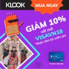 💥 Klook – Ưu đãi độc quyền với chủ thẻ Visa ✅ klookvn ✅