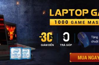 🎁 LAPTOP GAMING (Tặng 1000 suất Game Master Key Intel ) 🎁