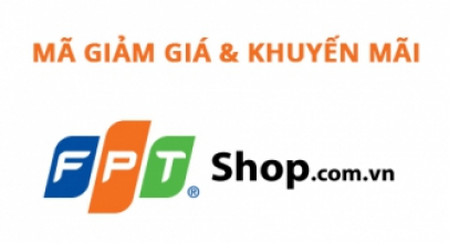 Mã giảm giá FPT Shop, khuyến mãi