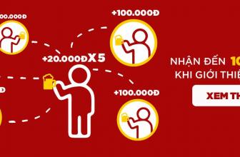🎁 Nhận đến 100K khi giới thiệu bạn bè 🎁
