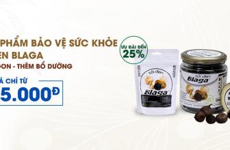🎁 Tỏi đen Blaga giá chỉ từ 135K 🎁