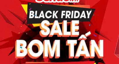 Black Friday 2018 – Sale Bom Tấn Giảm Giá Sớm