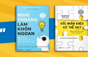 🎁 Chương trình cùng NCC Saigonbooks 🎁