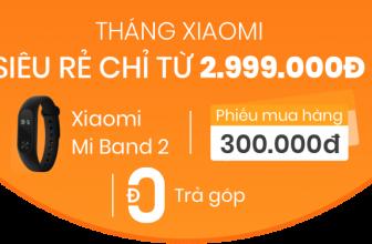 🎁 Đặt trước XIAOMI MI 8 PRO 8GB-128GB – Nhận ngay khuyến mại hot 🎁