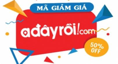 [Adayroi] Mã giảm giá & Khuyến mại