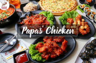 🎁 Ưu đãi 10% Papas Chicken 🎁