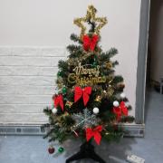 Cây Thông NOEL 90Cm + Tặng Kèm Đầy Đủ Phụ Kiện Như Hình +10 Tấm Thiệp Giáng Sinh