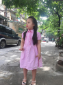 Bí quyết chọn trang phục cho các bé gái cực xinh, phối màu chuẩn