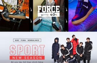 🎁 Giày thể thao Puma/ Nike giảm giá 40% 🎁