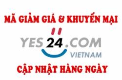 [Yes24 VN FLASH SALE 8K] Mã giảm giá & Khuyến Mại