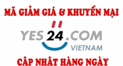 Yes24vn nhiều Khuyến Mại Lớn